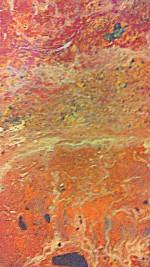 pigments métal résine 3d