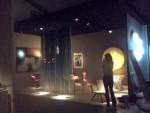 installation salon art/design paris 2013(galerie Maria Wettergren)