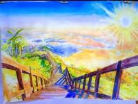 Peinture et illustrations couleur