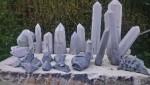 prototypes cristaux défilé dior
