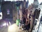 montage décor église /zigzag prod